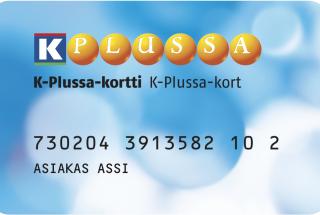 K Plussa Kortti